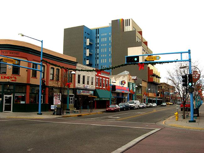 Albuquerque Central Avenue