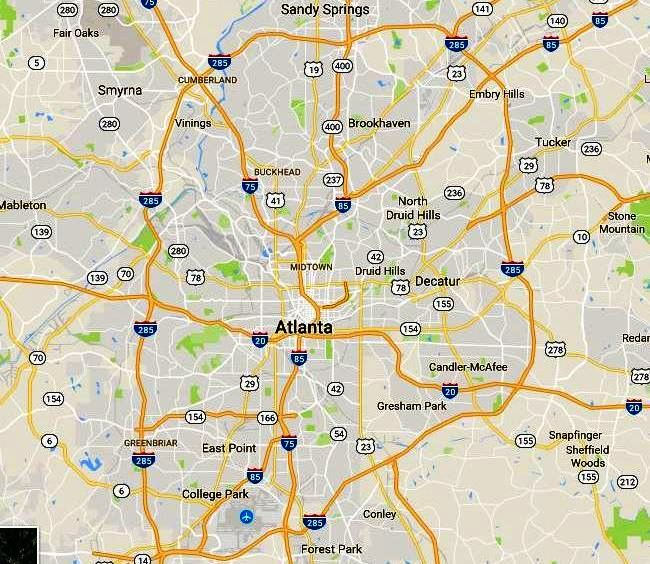 42 Tips On Moving To Atlanta GA Relocation Guide 2017