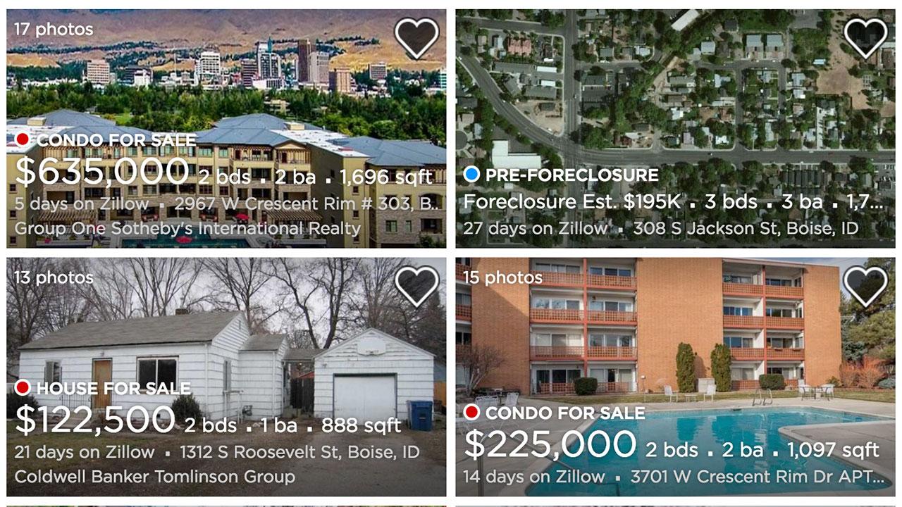 Boise Bench Homes