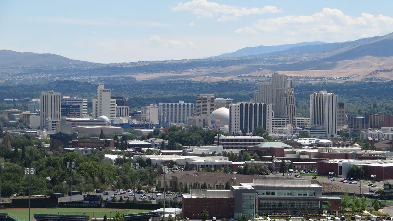 Moving to Reno NV