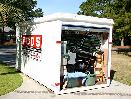 moving pods
