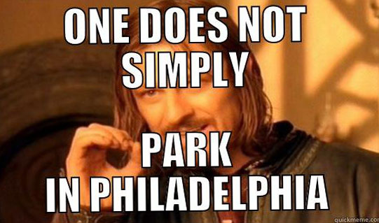 philadelphia parking