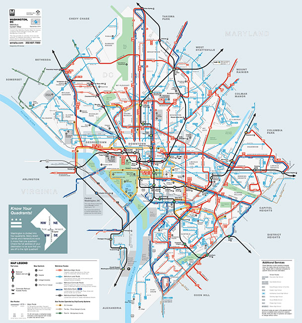 DC Metrobus
