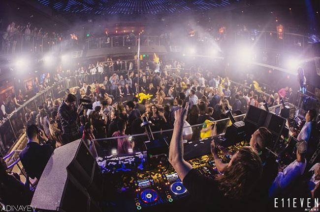 E11EVEN Club Miami, FL