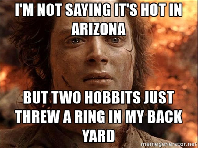 Lord of the Rings/Phoenix Heat