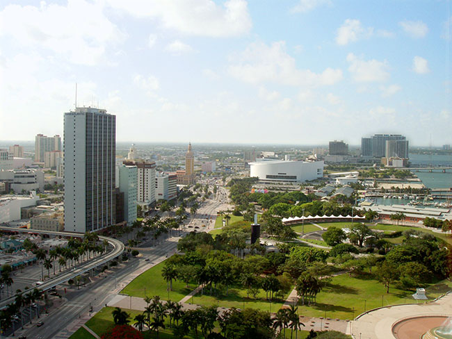 Miami, FL Downtown