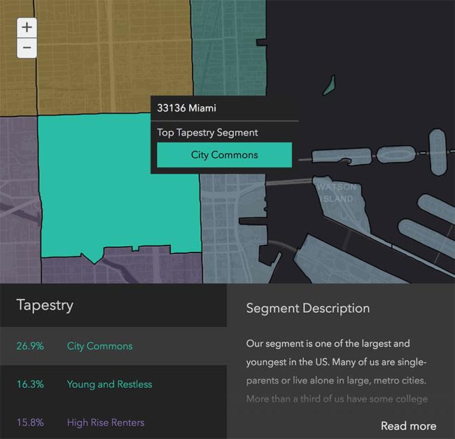 Miami Neighborhood Demographics