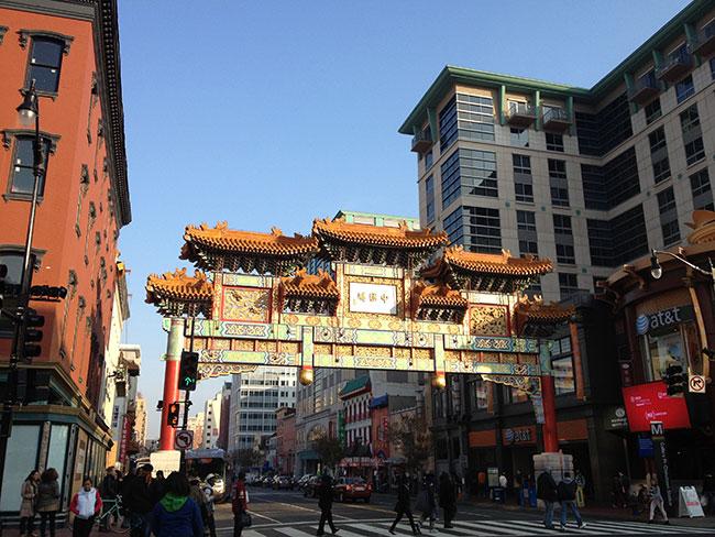 DC Neighborhood: Chinatown