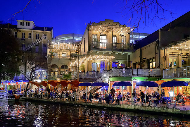 San Antonio, TX River Walk