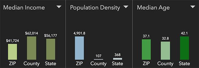 Tampa Neighborhood Statistics