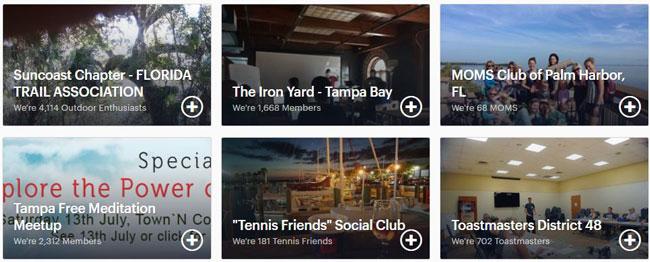 Tampa FL Meetups