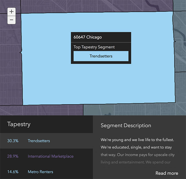 Chicago Neighborhood Demographics