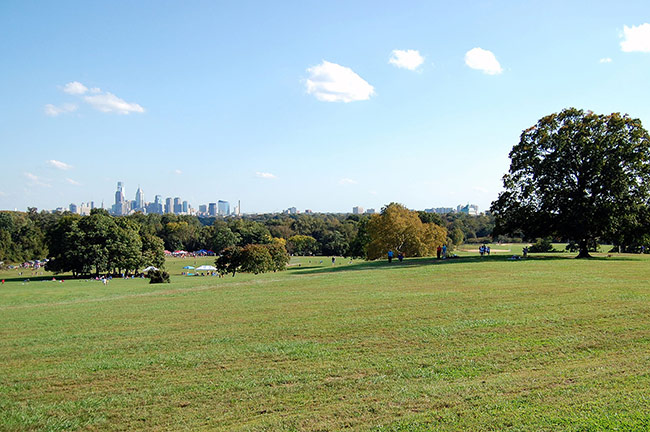 Fairmount Park c/o Wikipedia