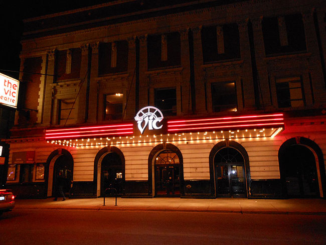 The Vic Theater