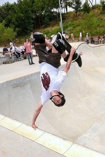 Atlanta skatepark Tony Hawk