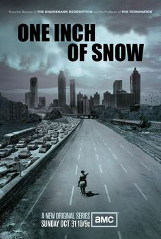 Atlanta snow shutdown The Walking Dead