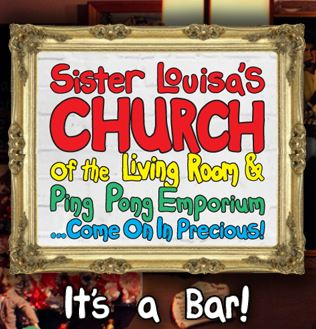 Sister Louisa's Church Atlanta bar