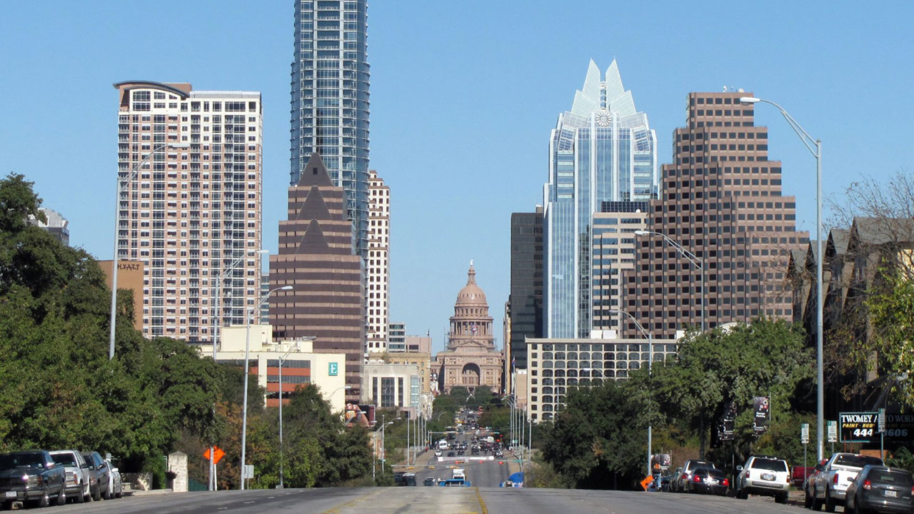 Moving to Austin, TX