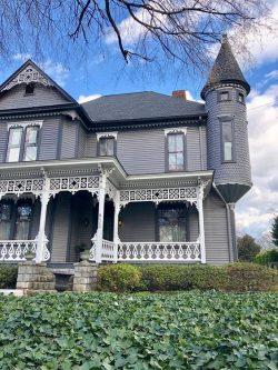 Atlanta Grant Park Victorian home