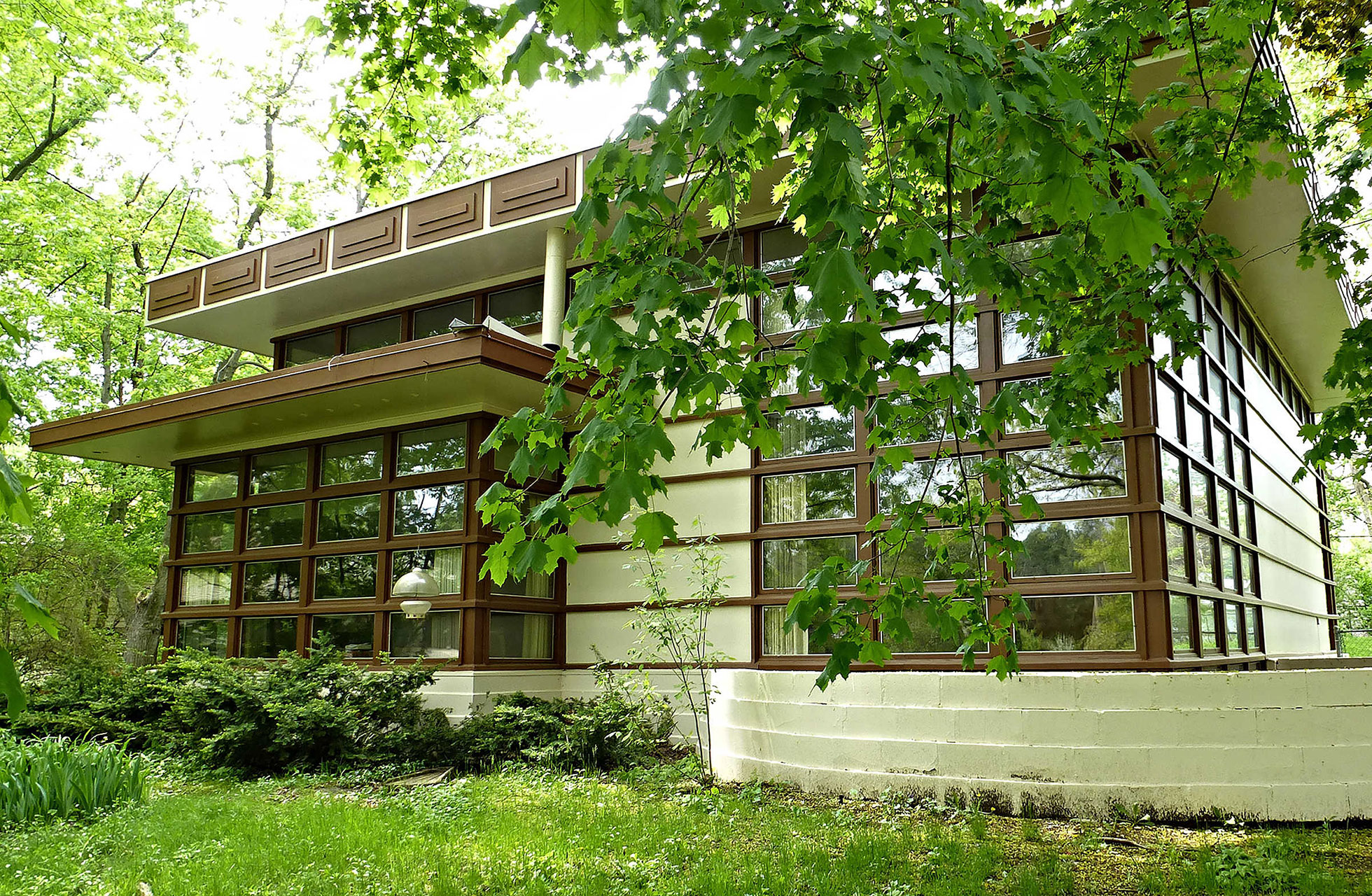 Frank Lloyd Wright Madison