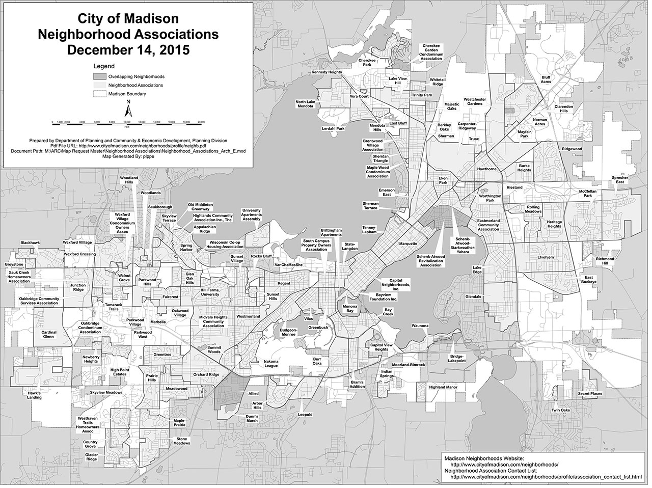 Madison Neighborhoods