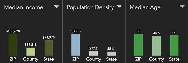 Roseville Neighborhood Statistics