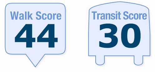 Concord Walk Scores
