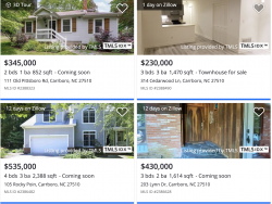 Carrboro NC Zillow Home Values 2021