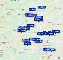 Durham NC Rent Prices Trulia 2021