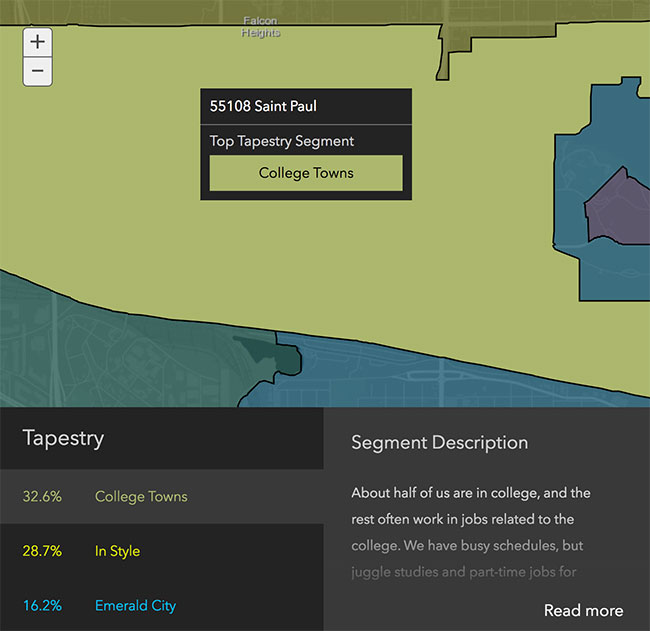 St Paul Neighborhood Demographics
