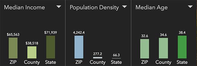 St Paul Neighborhood Statistics