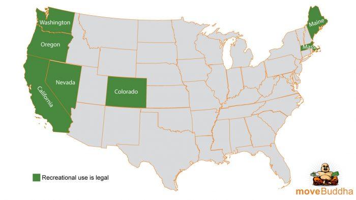 2017 states marijuana rec use
