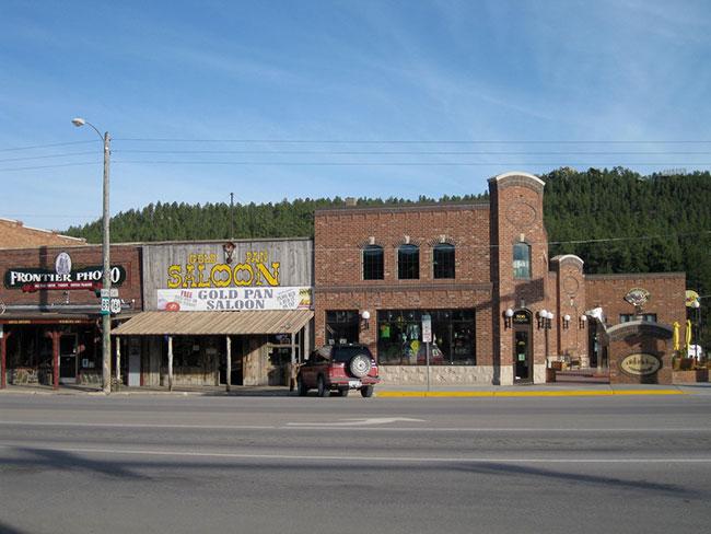 Custer, SD