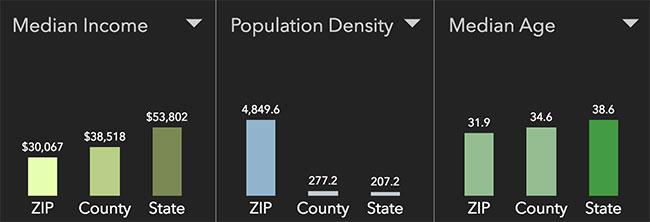 Durham Neighborhood Statistics