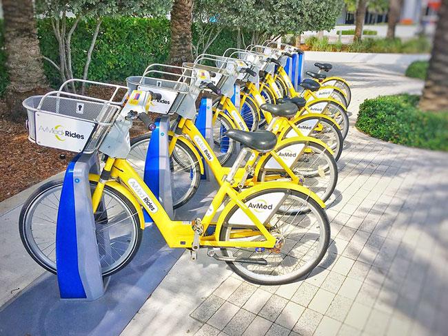 Jacksonville Bike Sharing