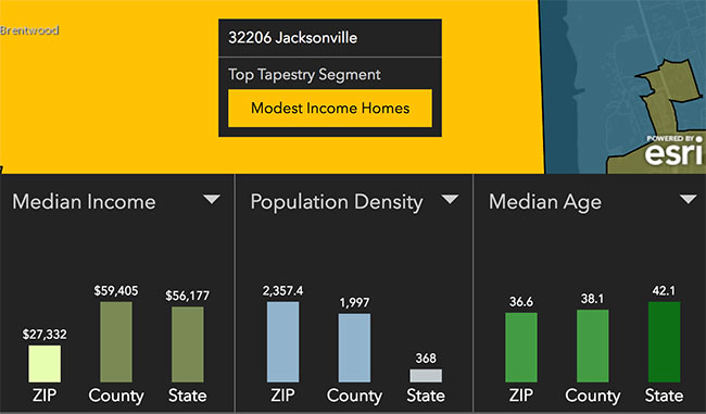 Jacksonville Demographics