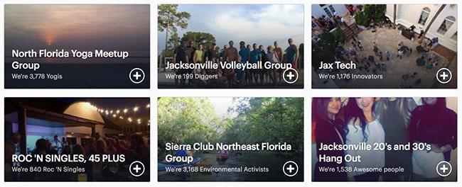 Meetup Jacksonville