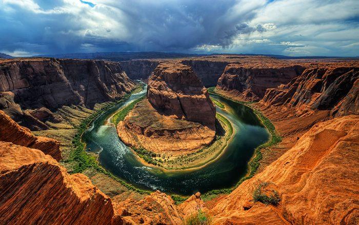 page arizona scenery