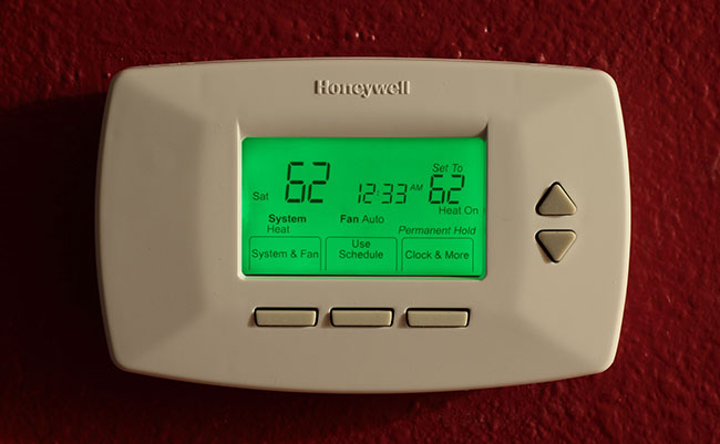 Average Heating Bill