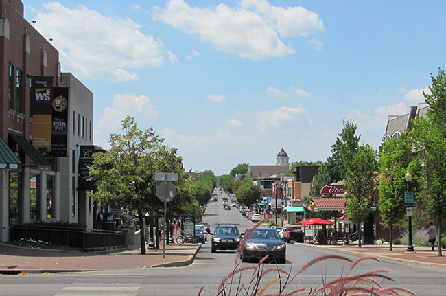 Bloomington, Indiana
