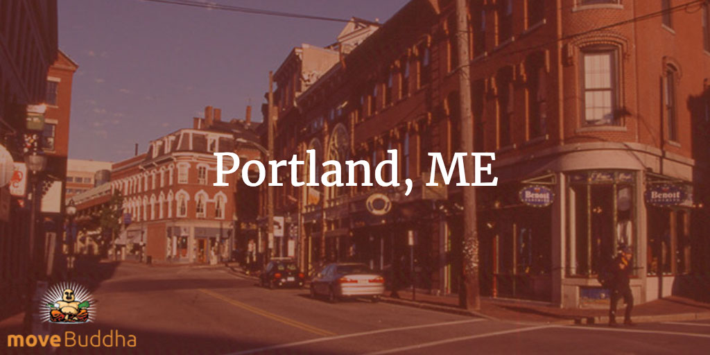 Portland, ME - Best Beer Cities