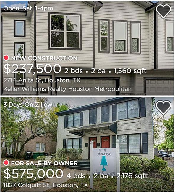 Montrose Houston Houses