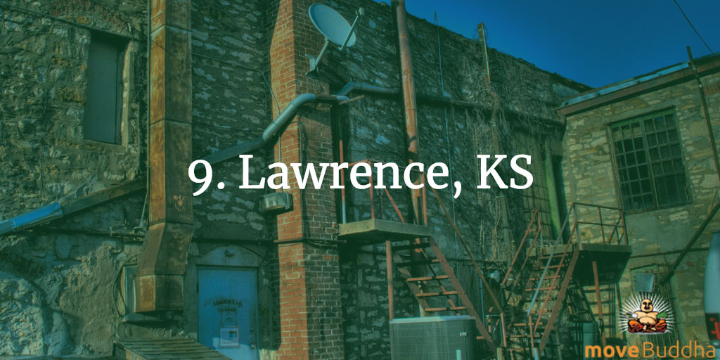 Lawrence, KS - Post Grad College Town