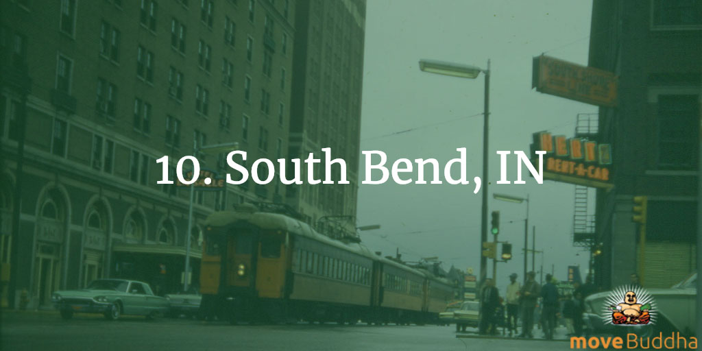 South Bend, IN - Post Grad College Town