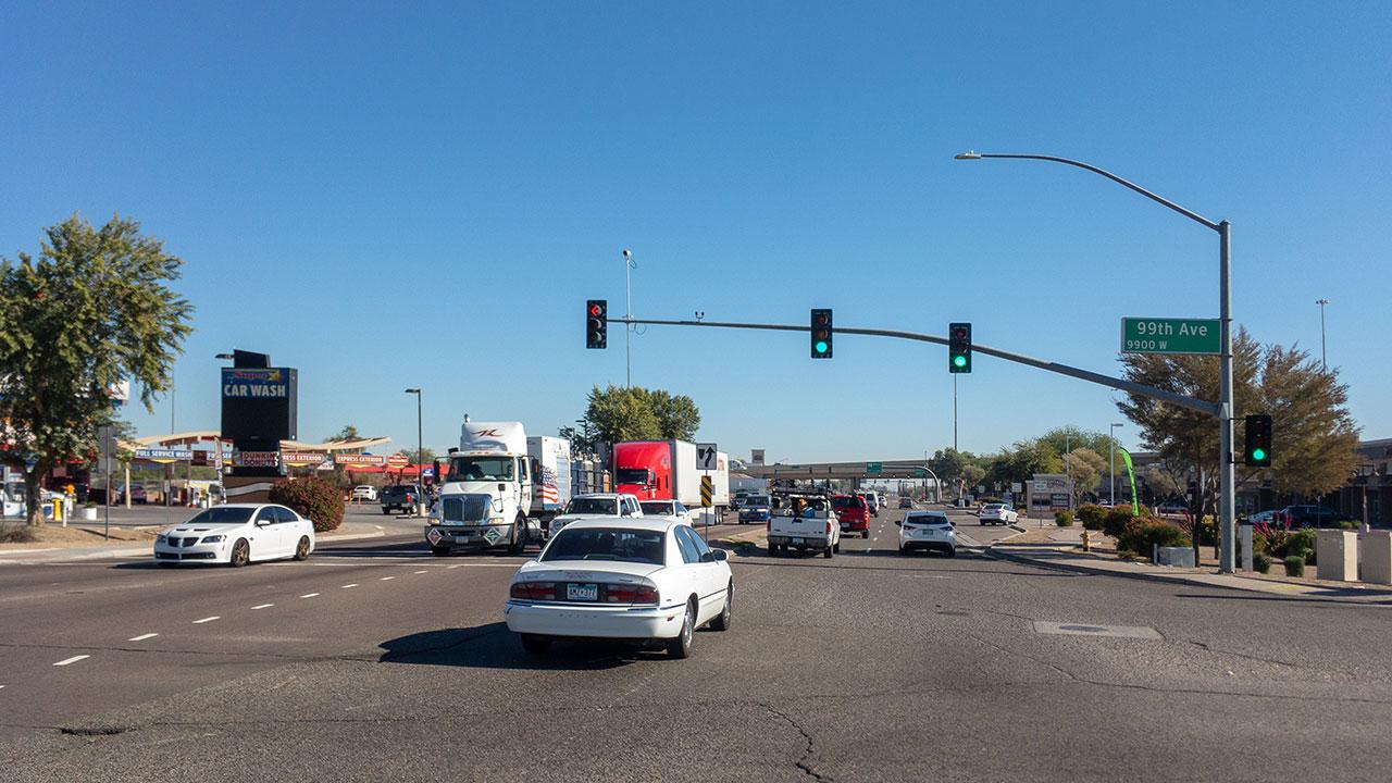 Tolleson, Arizona Popular Cities