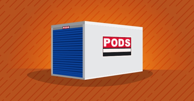 PODS: Portable Storage Containers