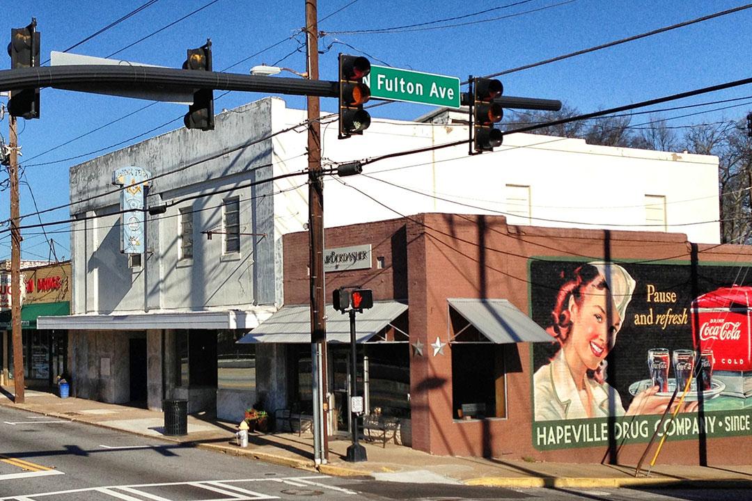 Hopeville, Georgia