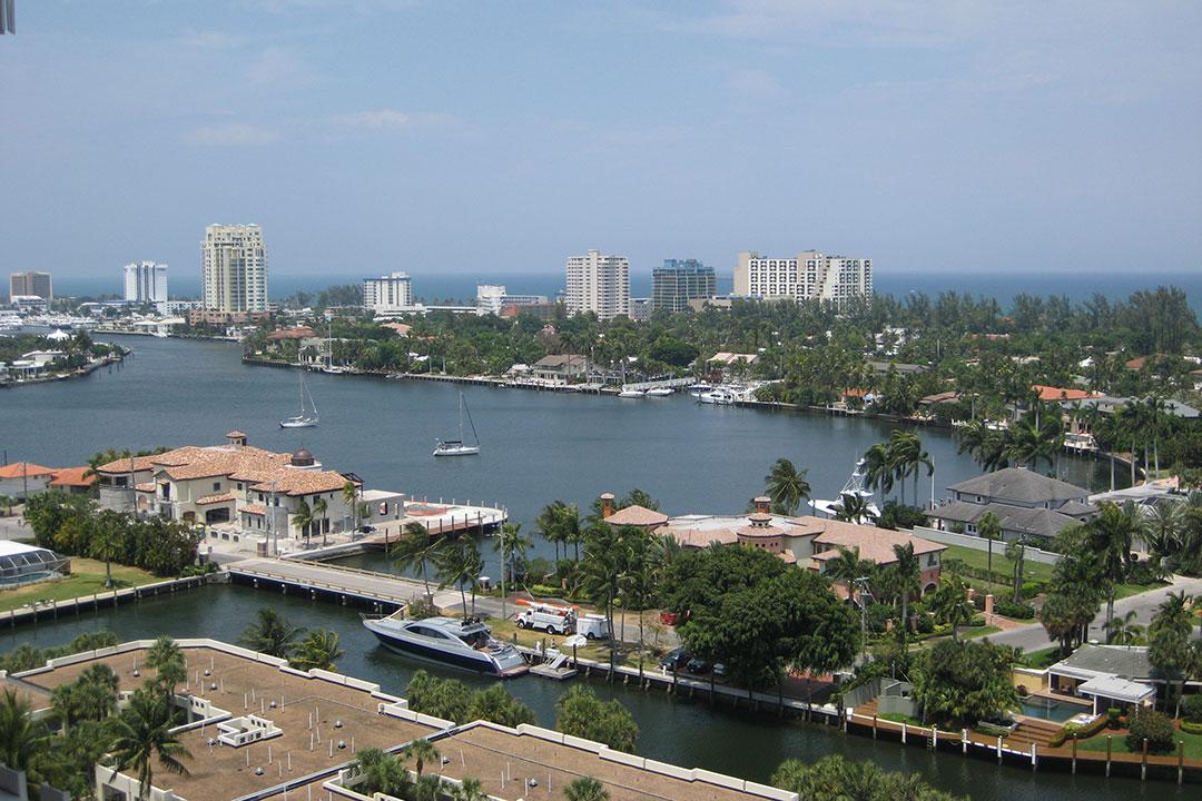Lauderdale Lake, Florida