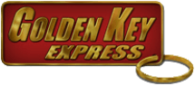 Golden Key Express Logo