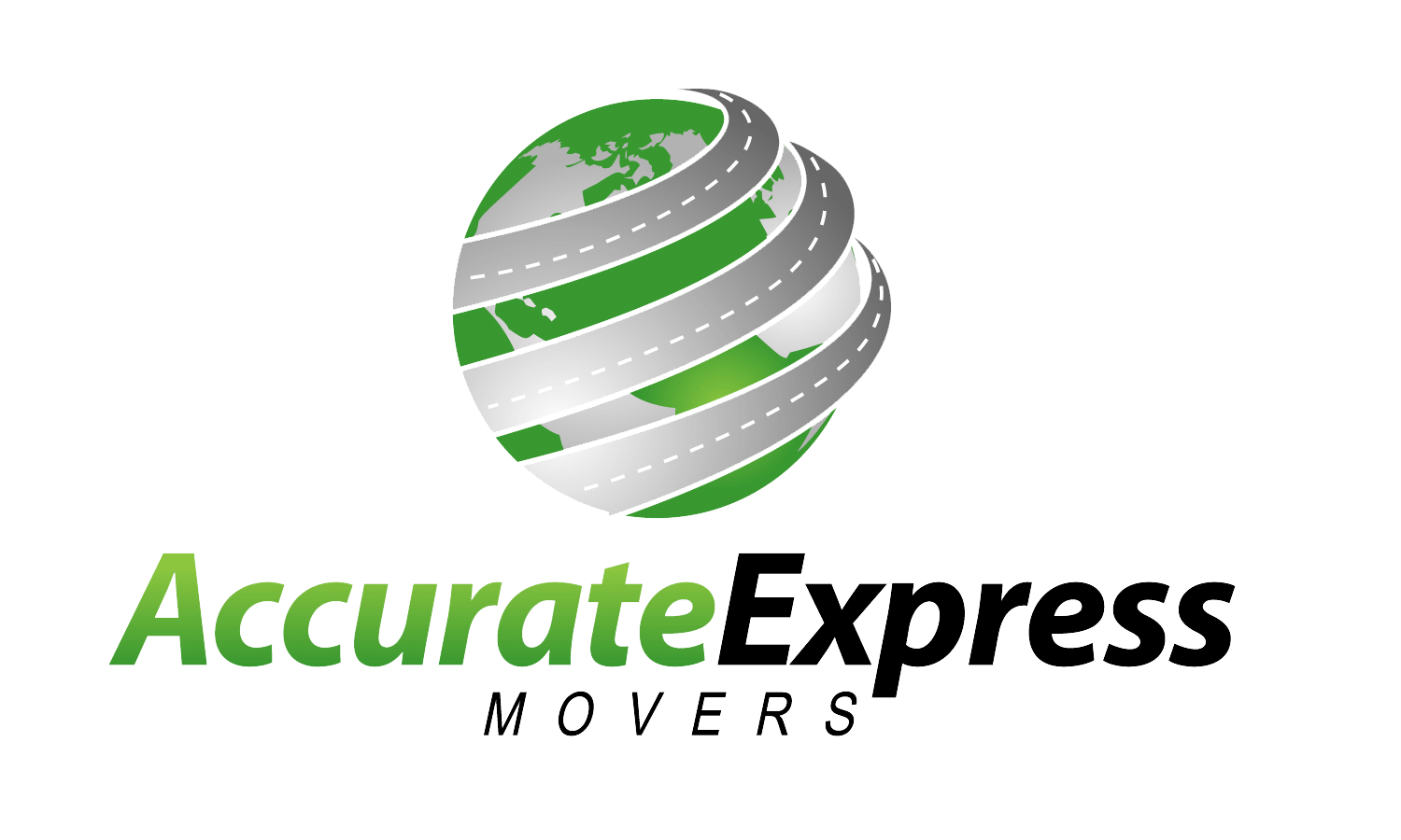 Accurate Express Movers Logo